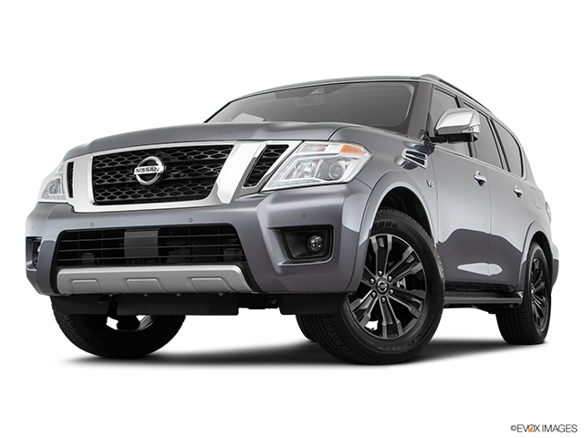 2018 Nissan Armada Review | CARFAX Vehicle Research