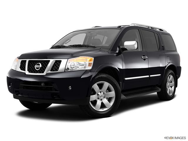 Nissan Armada Reviews | CARFAX Vehicle Research
