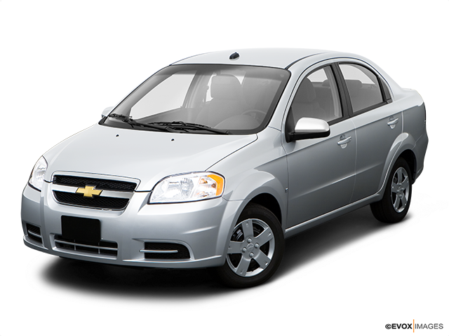 2009 Chevrolet Aveo Review Carfax Vehicle Research