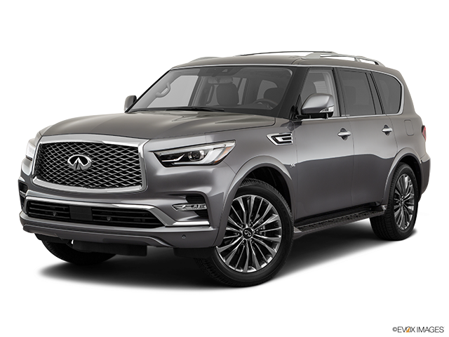 Infiniti Reviews Carfax Vehicle Research