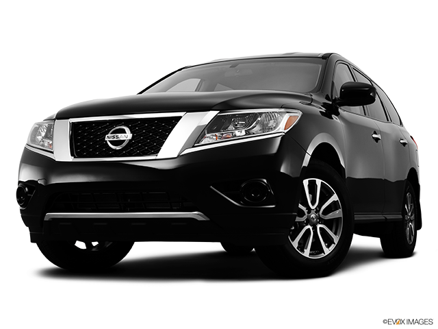 2013 Nissan Pathfinder Review | CARFAX Vehicle Research