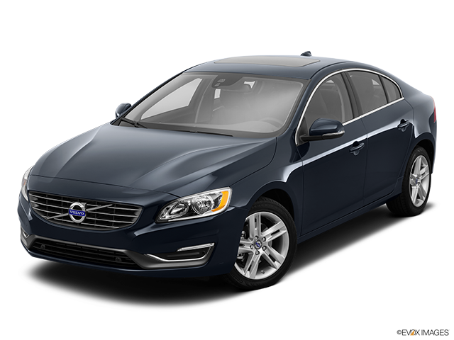 2015 Volvo S60 Review | CARFAX Vehicle Research