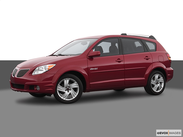 2005 Pontiac Vibe Review Carfax Vehicle Research