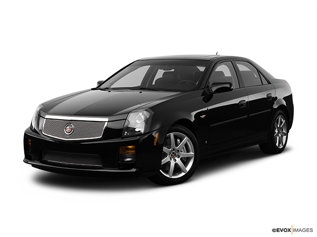 2007 Cadillac CTS Review | CARFAX Vehicle Research