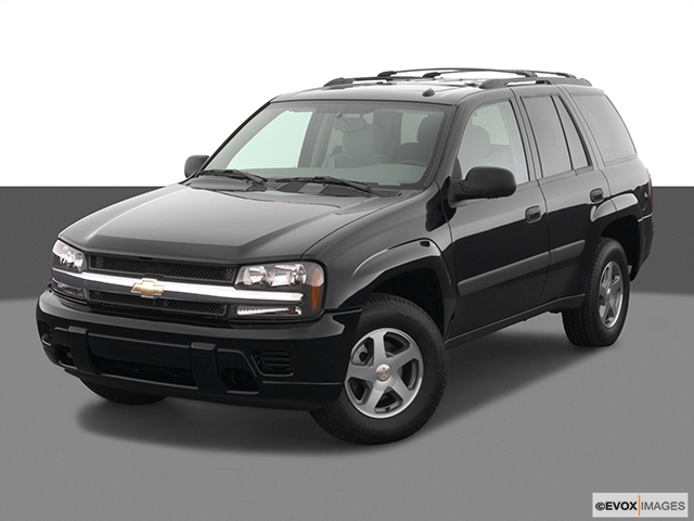 2005 Chevrolet Trailblazer Review Carfax Vehicle Research