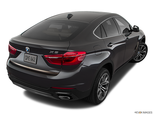 2018 BMW X6 Review | CARFAX Vehicle Research