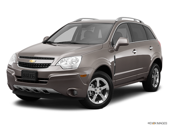 Chevrolet Captiva Sport Reviews Carfax Vehicle Research