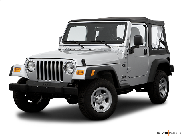 Jeep Wrangler Reviews | CARFAX Vehicle Research