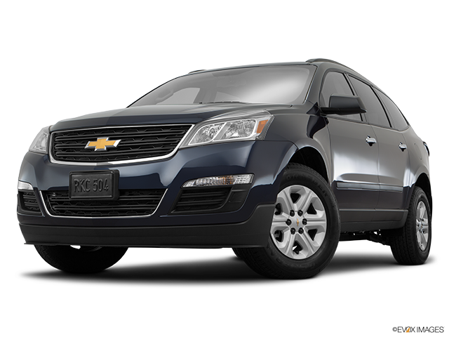 2016 Chevrolet Traverse Review Carfax Vehicle Research