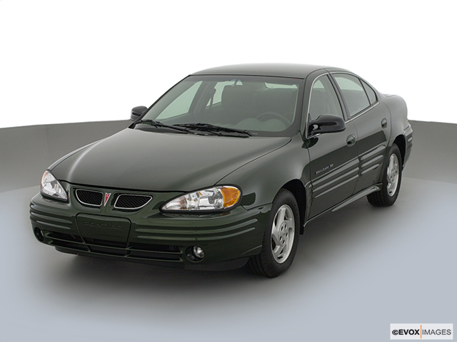 pontiac grand am reviews carfax vehicle research Black Pontiac Grand AM
