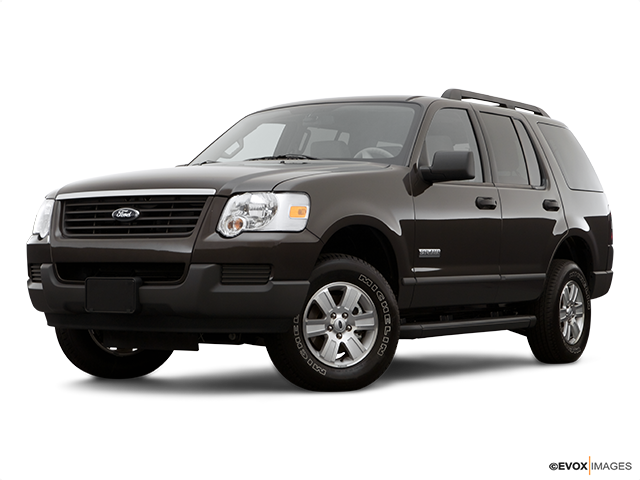 2006 Ford Explorer Review Carfax Vehicle Research