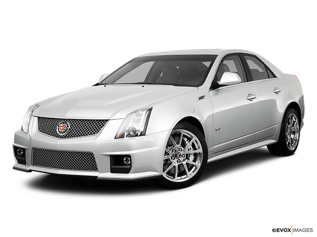 Cadillac CTS Reviews | CARFAX Vehicle Research