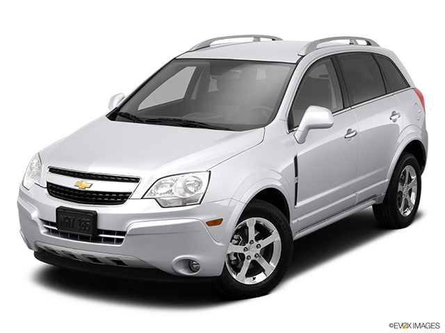 2013 Chevrolet Captiva Sport Review Carfax Vehicle Research