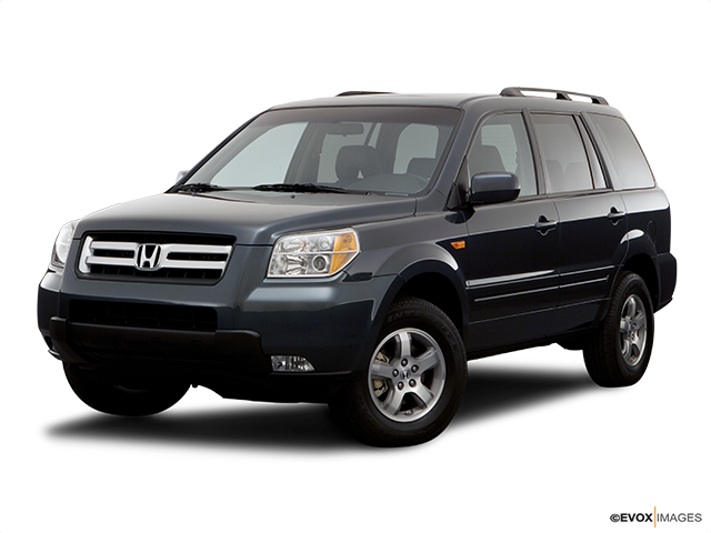 Honda Pilot Reviews | CARFAX Vehicle Research